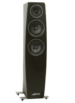 Jamo Concert Series C95 Audiophile Floor Standing Speakers (Single) - Black