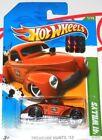 Hot Wheels Treasure Hunt Willys Diecast Cars