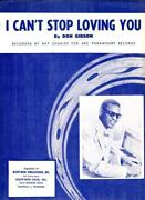 Ray Charles Sheet Music