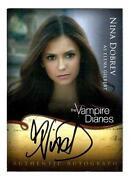 Vampire Diaries Autograph
