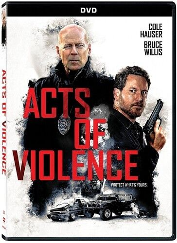 Acts of Violence [New DVD]