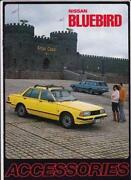 Nissan Brochures