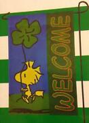 Snoopy St Patrick