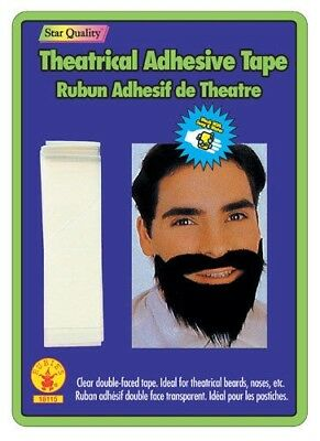 THEATRICAL ADHESIVE DOUBLE STICK TAPE~HALLOWEEN COSTUMES~BEARD~MUSTACHE~NOSES](Theatrical Beards)
