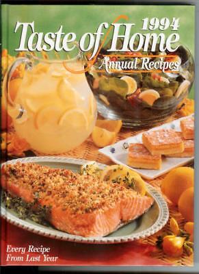 Taste Of Home Annual Recipes 1994 By Heidi  Reuter Lloyd