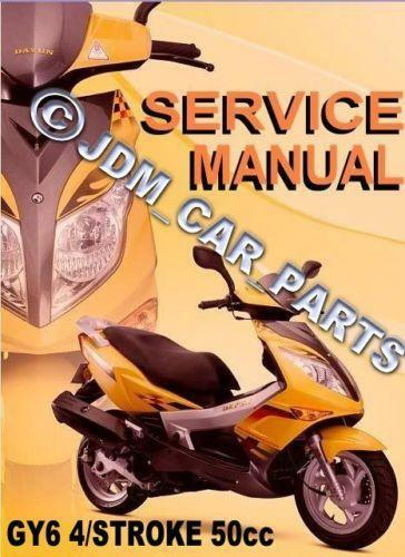 kymco b w 125 150 scooter service manual