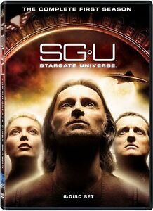 SGU STARGATE UNIVERSE SEASON 1 New 6 DVD Set