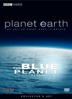 Planet Earth/The Blue Planet: Seas of Life 10 Disc DVD Set