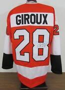 Claude Giroux Autograph