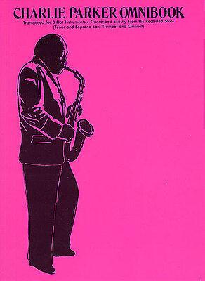 - Charlie Parker B Flat InstrumentsTenor Saxophone Sax Trumpet Music Book & CD