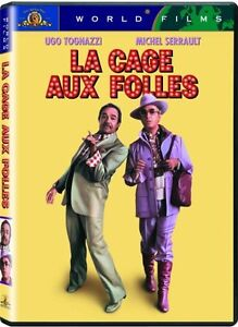 LA CAGE AUX FOLLES New Sealed DVD Original