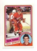 Steve Yzerman Rookie Card
