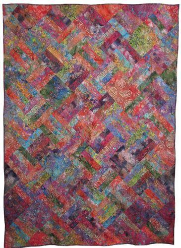 Batik Quilt Patterns Ebay