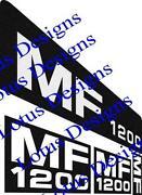 Massey Ferguson Stickers