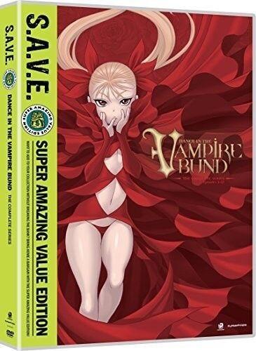 Dance In The Vampire Bund: Complete Series - Save - 2 D (2015, REGION 1 DVD New)