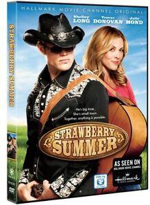 NEW Strawberry Summer (Hallmark) (DVD)