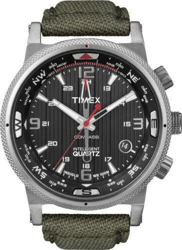 Mens timex compass watches ebay for Watches with compass