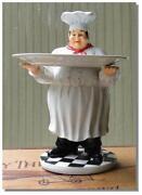 Kitchen Chef Statues