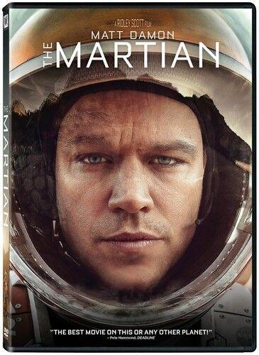 The Martian [New DVD]
