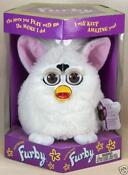Original Furby White