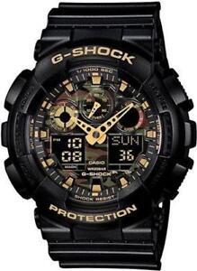 Casio G-Shock Men's Watch GA100CF-1A9