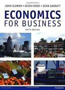 Economics for Business Sloman