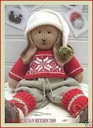 Toy Rabbit Knitting Patterns