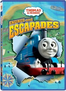 Kids DVD's - Thomas and Friends