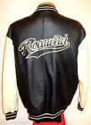 Rocawear Leather Basic Jackets for Men