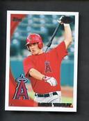 2010 Topps Pro Debut Mike Trout