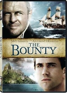 THE BOUNTY New Sealed DVD Anthony Hopkins Mel Gibson