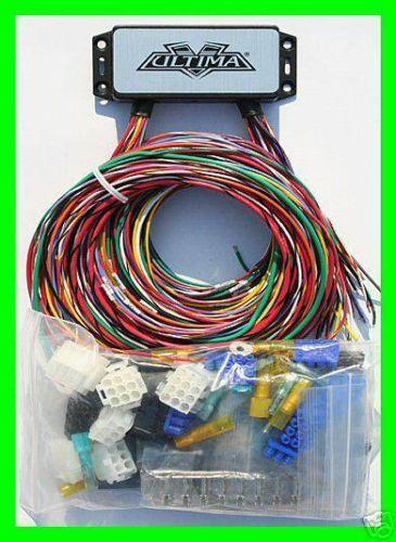 chopper wiring harness electrical components harley wiring harness