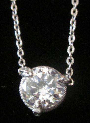 Diamonique Necklace Ebay