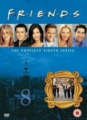 Friends: Complete Season 8 (DVD) (2004) (Jennifer Aniston)