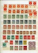GB Mint Stamp Collections