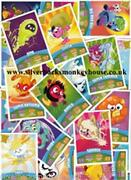 Moshi Monsters Cards Series 3