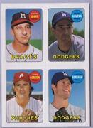 Topps Baseball Stickers