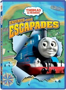 Kids DVD's - Thomas and Friends and SpongeBob