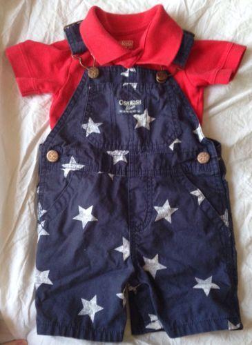 4th Of July Baby Clothes Boy Ebay