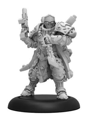 Warmachine Cygnar Trencher Warcaster Lieutenant Solo PIP31134