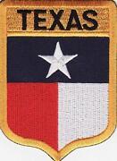 Texas Biker Patches