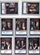 Twilight Breaking Dawn Cards