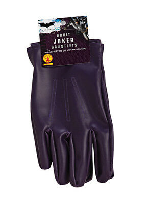 Adult The Joker Gloves Costume Accessories - The Joker Adult Costume