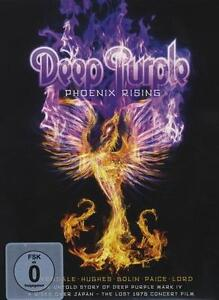 Phoenix-Rising-von-Deep-Purple-2011-Neu-OVP-CD-amp-Blu-ray-Disc