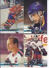 Stadium Club Set 1993-94 Season Hockey Trading Cards