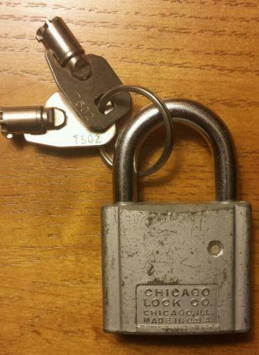 Dating antique chicago lock co ace key
