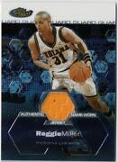Reggie Miller Basketball Card