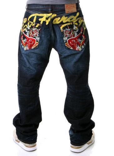 Ed Hardy Jeans Ebay