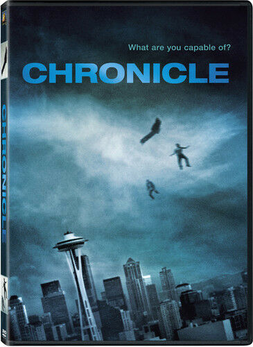 Chronicle (2012, REGION 1 DVD New) WS