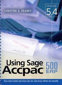 Accpac Bundle-All you need to Set Up An Accounting System